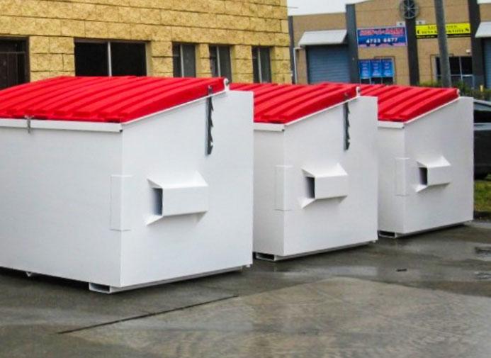 quality waste bins